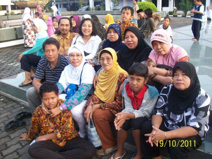 Pemberangkatan Haji 2011