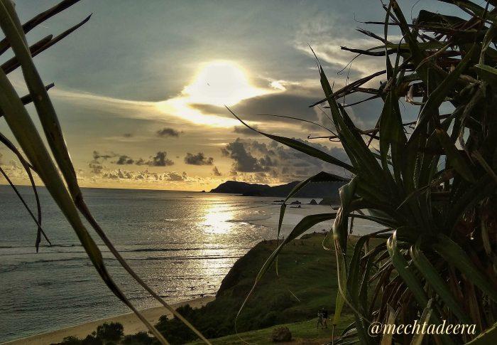 Senja di Bukit Merese