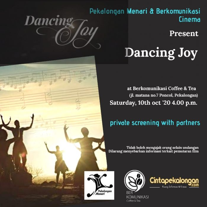 Screening internal Dancing Joy Movie