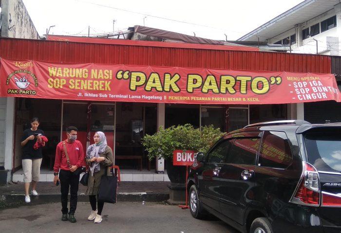 Sop Senerek Pak Parto