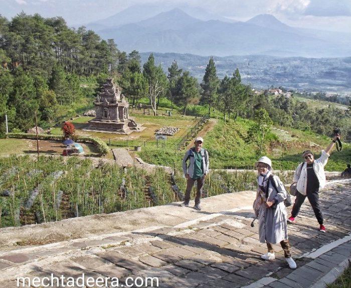 Jalan2 di Gedongsongo Bandungan