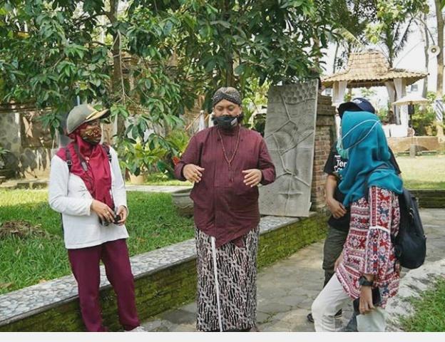 Obrolan dengan pendiri Omah Mbudur