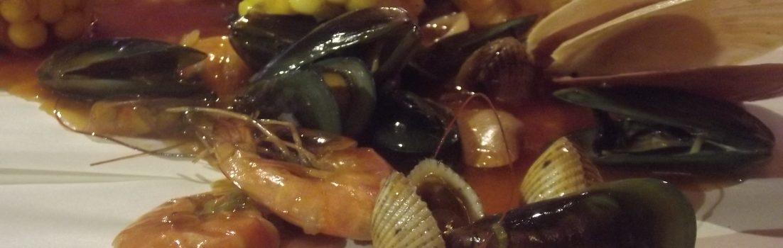 Mandaran Seafood di De'Pendopo Pekalongan