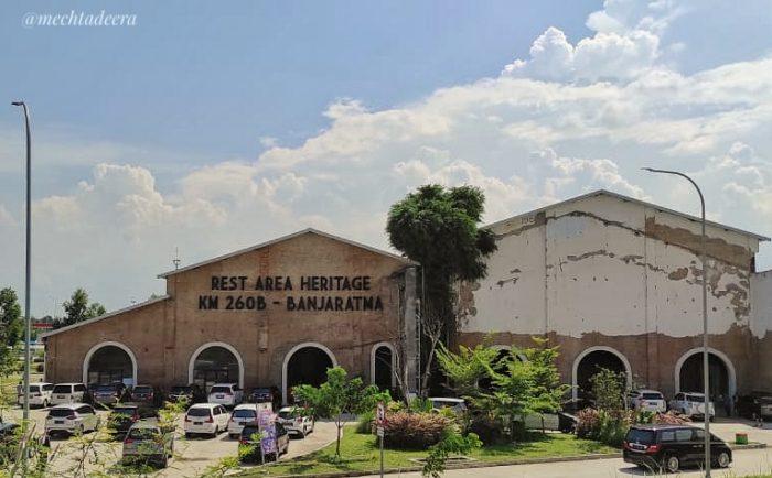 Rest Area Banjaratma