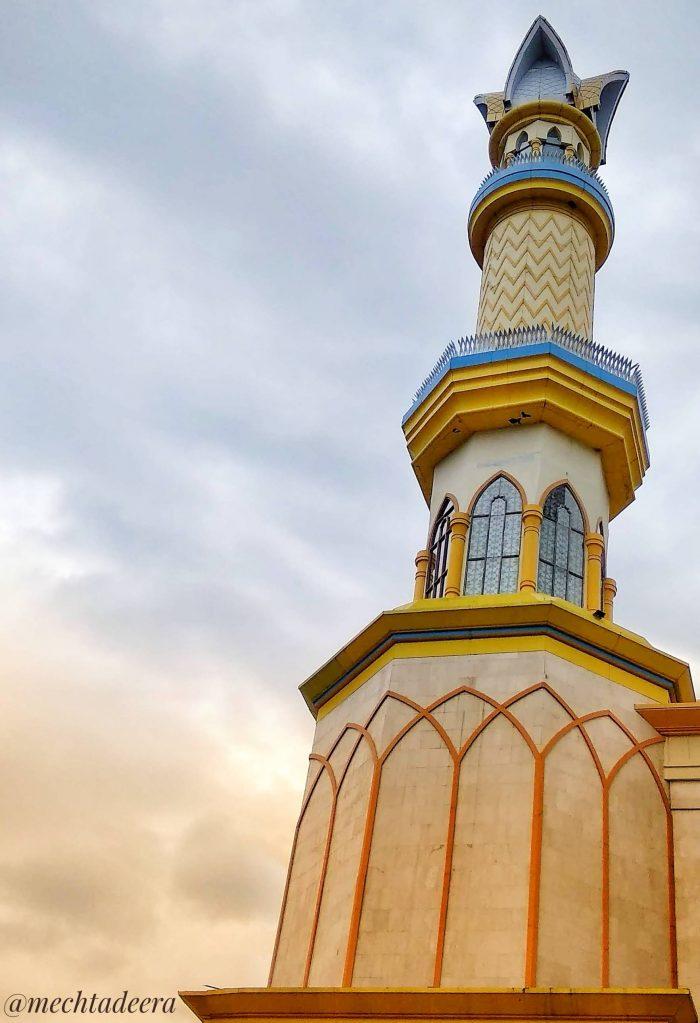 Menara Masjid Hubbul Wathan