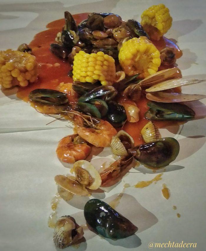 Paket Seafood de'Pendopo Pekalongan