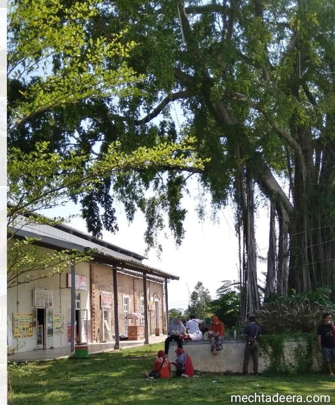 Rest area Heritage Banjaratma