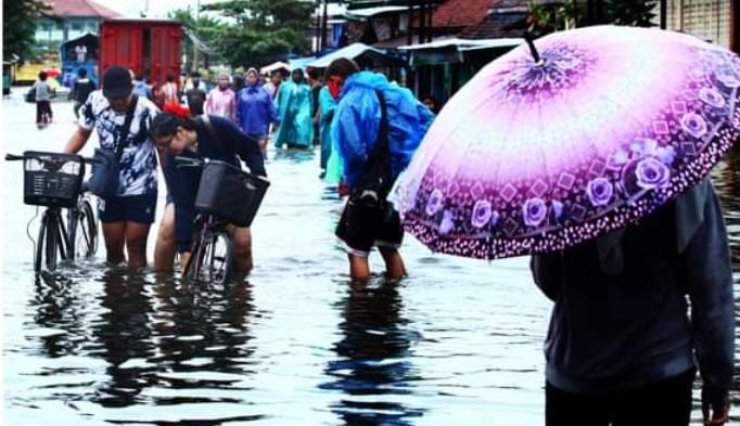 Banjiran Pekalongan