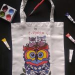 Hasil Creative Art Series Colour Your Own Totebag