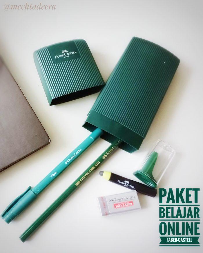 Paket Belajar Online Faber Castell