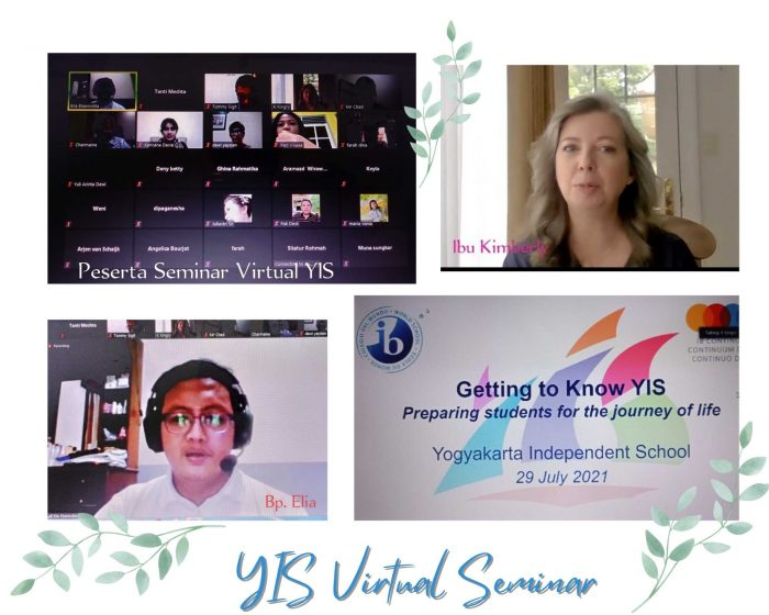 Seminar Virtual YIS
