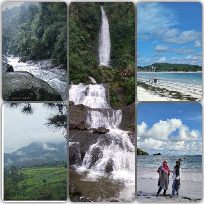 Indahnya alam Indonesia